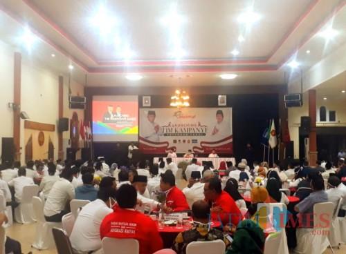 Masuk Jajaran Tim Kampanye SanDi, Dua Petinggi Media di Malang Bungkam