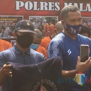 Manajemen Arema Angkat Bicara terkait Penangkapan Oknum Aremania oleh Polisi