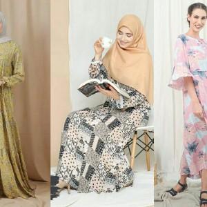 Homedress Merajai Tren Fashion di Era Pandemi