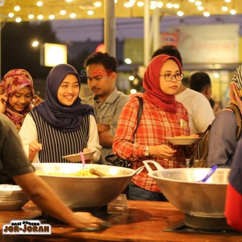 Icip-icip Kuliner Nasi Goreng Jor-joran di Yogyakarta