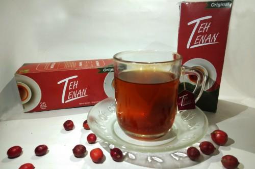 Inovasi teh celup berbahan dari kulit kopi oleh mahasiswa KKN Unikama di Dusun Kampung Baru, Desa Wonosari, Kecamatan Wonosari, Kabupaten Malang (Ist)