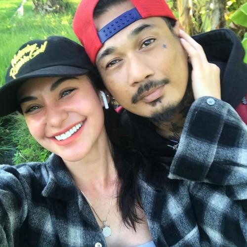 Jerinx SID dan Nora Alexandra (Foto: IG ncdpapl)