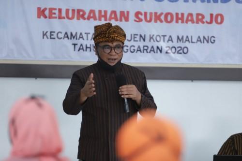 Wakil Wali Kota Malang Sofyan Edi Jarwoko. (Foto: Humas Pemkot Malang).