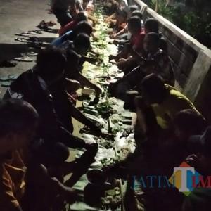 Murak Berkat di Jalan Kampung, Cara Masyarakat Ngentrong Sambut HUT RI Tahun Ini