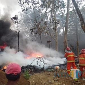 Pertengahan Agustus, 7 Insiden Kebakaran di Kabupaten Malang, Kerugian Rp 500 Juta