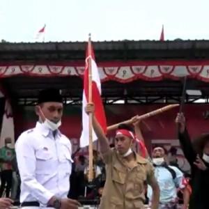 Berbaju Adat, 250 Napi Lapas Malang Beraksi Suguhkan Parade Nusantara