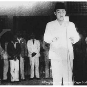 HUT ke-75 RI, Naskah Asli Proklamasi Tulisan Tangan Soekarno Akan Ditampilkan di Istana