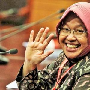 Jelang Pilwali 2020, Risma Pamit pada Warga Surabaya: Saya Selesai Februari, Mohon Pamit