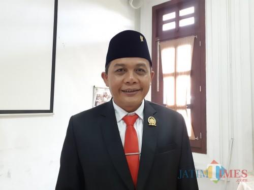 Ketua DPRD Kota Malang I Made Riandiana Kartika. (Arifina Cahyanti Firdausi/MalangTIMES).