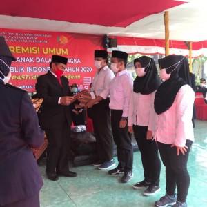 1.376 Napi Pria dan Wanita di Malang Dapat Remisi Agustusan, 6 Jalani Hukuman Pengganti