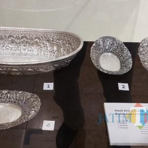 Cantiknya Kerajinan Perak dari Masa Lalu di Pameran Edukatif Museum Sonobudoyo
