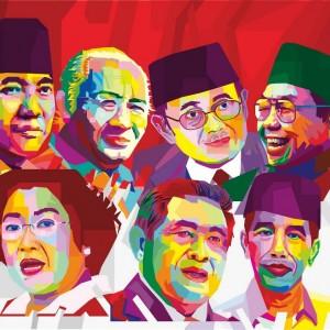 Soekarno Hingga Jokowi, 7 Presiden Indonesia Masing-Masing Punya Julukan Ini!