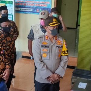 Lagi, Kapolres Kediri Launching 12 Kampung Tangguh Semeru