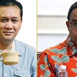 Anies Akan Beri Masker Patung Jenderal Sudirman, Denny Siregar: Pancoran Gak Sekalian?