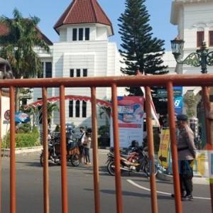 Wisatawan Melonjak, Malioboro Dijaga Ketat Polisi dan Satpol PP hingga Minggu