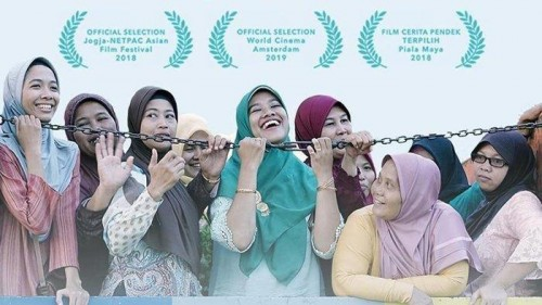 Film pendek Tilik (Foto: Instagram @whyagungprasetyo)