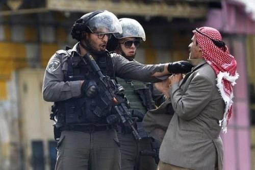 Tentara Israel yang bersitegang dengan warga Palestina. (Foto: istimewa)