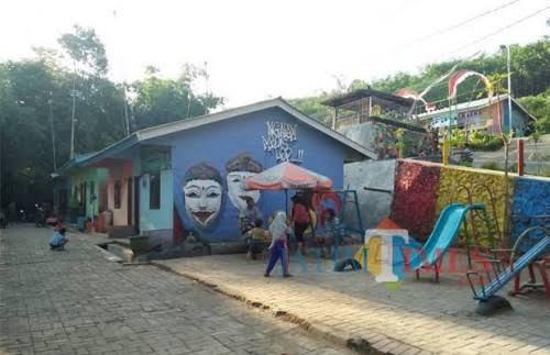 Kawasan Desaku Menanti (foto dok MalangTIMES)