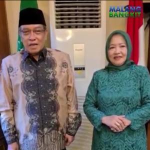 Lathifah-Didik Dapat Dukungan Said Aqil Siradj di Pilkada Malang 2020
