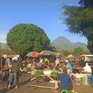 Bulan Suro, Relokasi Pedagang Pasar Pagi Kota Batu Ditunda