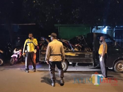 Antisipasi Balap Liar, Polres Jember Amankan 30 Kendaraan