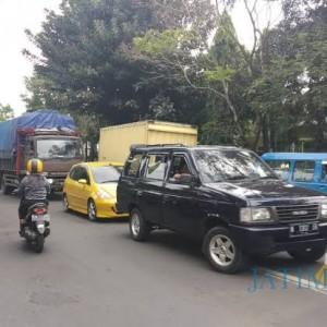 Pelebaran Persimpangan untuk Urai Macet Kota Malang Urung Dilakukan Tahun ini