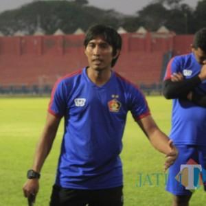 Meski Tak Ada Degradasi, Pelatih Persik Tegaskan Tak Akan Pernah Lepas Pertandingan