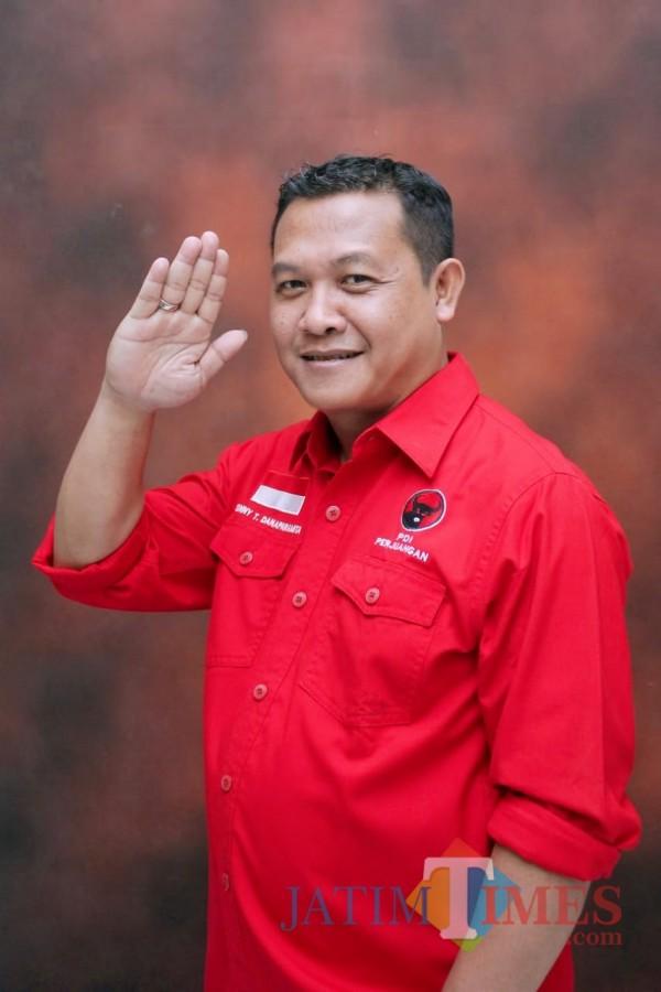 Sonny T. Danaparamita, Anggotra Fraksi PDI Perjuangan DPR RI Nurhadi Banyuwangi Jatim Times