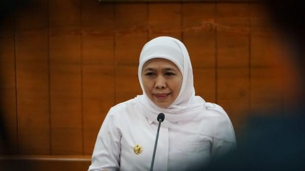 Gubernur Jawa Timur, Khofifah Indar Parawansa (Foto: infosurabaya)