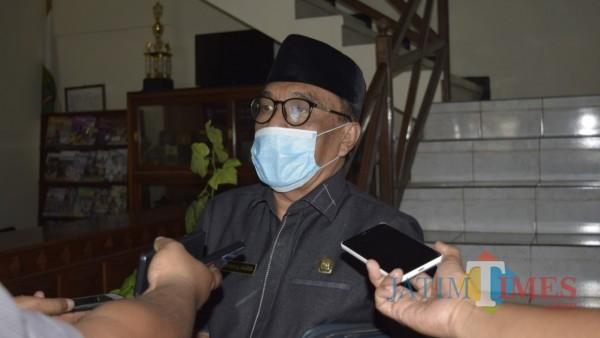 Samsul Anam Ketua DPRD Trenggalek