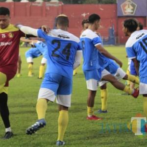 Kompetisi Liga Tahun 2020, Pelatih Persik Target Finis di Papan Atas