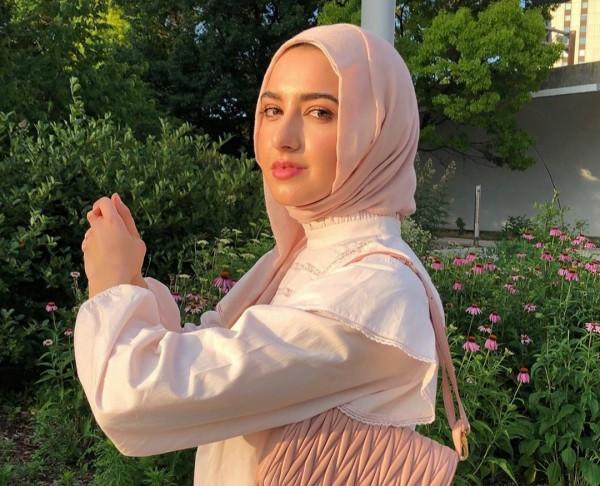 Hijabers Summer Al Barca. (Foto: Instagram @summeralbarca).