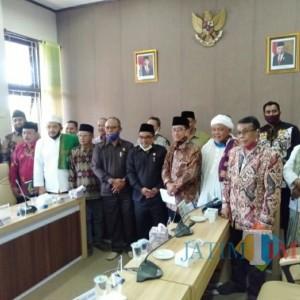 Wacana Pembentukan Madura Provinsi Kembali Dibahas, PNP3M Datangi Kantor DPRD Pamekasan