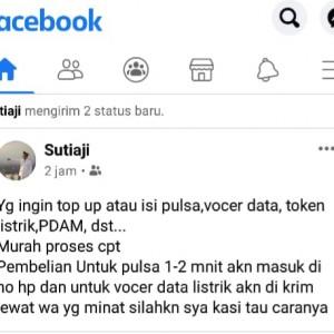 Muncul Akun FB Sutiaji Berjualan Pulsa, Pemkot Malang Klarifikasi