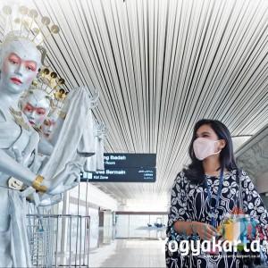Bandara Ikonik Berbalut Budaya Khas Yogyakarta YIA Diresmikan Presiden Jokowi