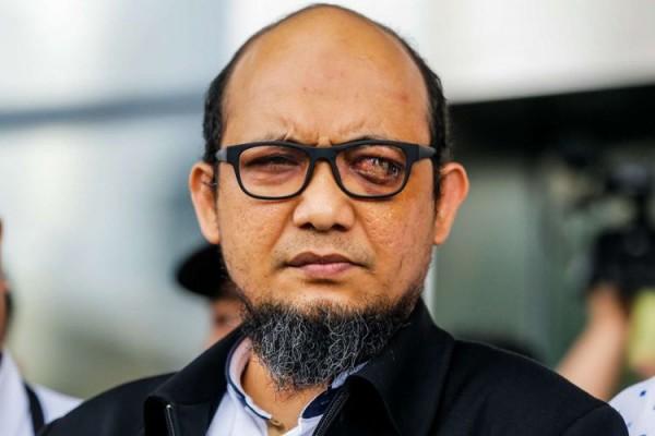 Penyidik Senior KPK Novel Baswedan Positif Covid-19