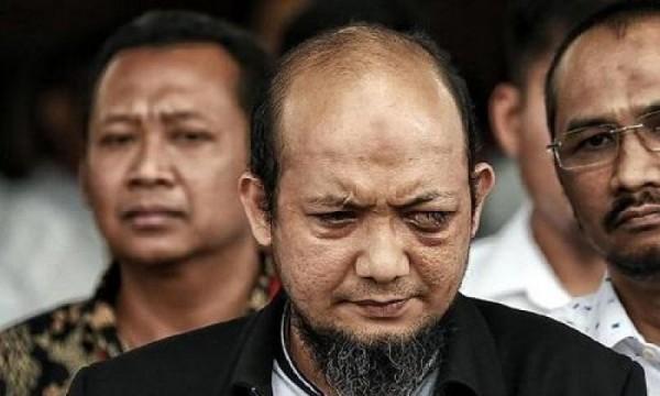 Novel Baswedan Positif Covid-19, KPK Lakukan Langkah Mitigasi