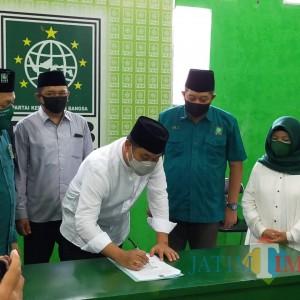 Kader PKB Siap Amankan Rekomendasi DPP, Optimis Menangkan Paslon Yusuf-Gus Riza