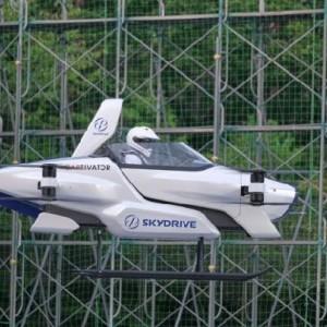 Mobil Terbang Berpenumpang Sukses dalam Uji Coba Pertama di Jepang