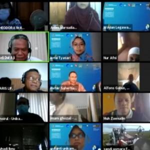 Unikama Gelar Webinar Nasional, Undang Menkominfo hingga Kemendikbud