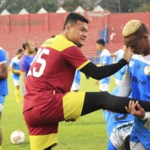 Pelatih Persik Kediri Fokus Benahi Fisik Pemain dan Pola Menyerang