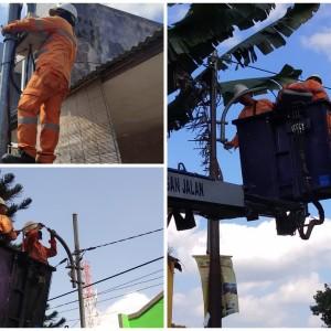 Bantu Rawat PJU Kota Malang, Masyarakat Bisa Partisipasi Lewat Nomor Ini
