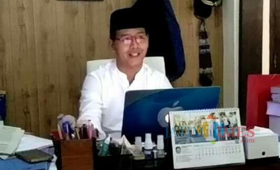 Kepala Dinas Kebudayaan dan Pariwisata (Disbudpar) Banyuwangi Yanuarto Bramuda