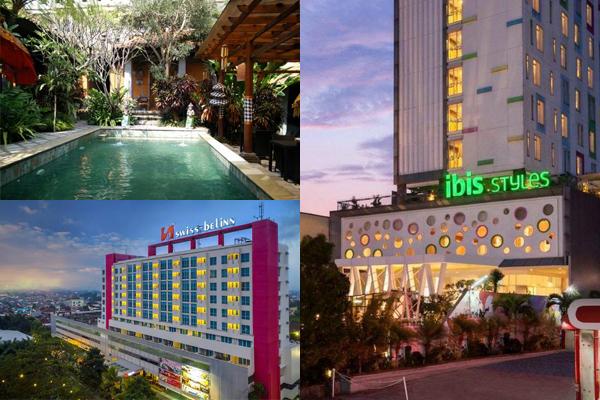 Ubud Hotel, Swiss-Belinn dan Ibis Styles (Foto: Ist)