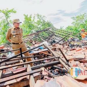 Di Bawah Pimpinan Bupati Baddrut Tamam, 500 RTLH Milik Warga Pamekasan Dibedah