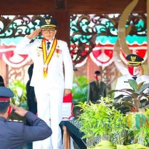 Momentum HUT ke-75 RI, Bupati Pamekasan Ajak Warga Kenang Jasa Pahlawan