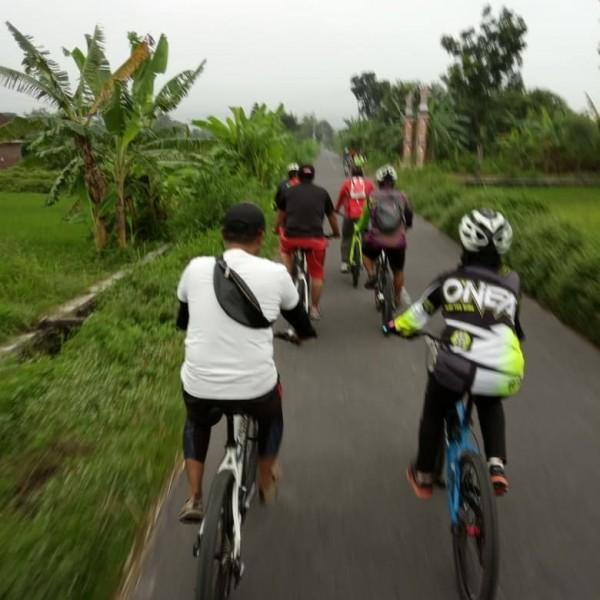 5 Jalur Gowes di Yogyakarta, View Indahnya Cocok Buat Rileks Bareng Keluarga dan Teman