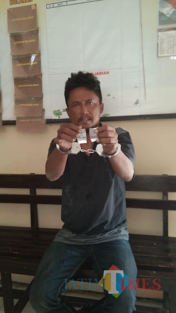 Ditangkap Polisi, Oknum ASN di Sumenep Simpan Sabu Dalam Celana