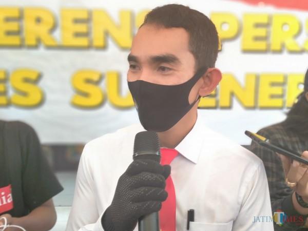 Kasatreskrim Polres Sumenep, AKP Dhany Rahadian Basuki (doc foto: Syaiful Ramadhani/ JatimTIMES)