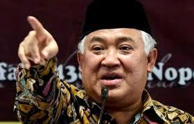 Din Syamsuddin (Foto:  Suara Islam)